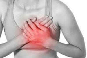 Douleur de poitrine