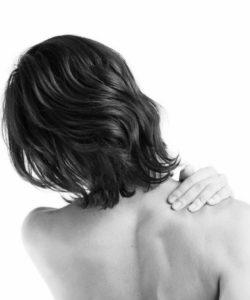 Manifestations de la fibromyalgie:  douleurs musculaires, fatigue,