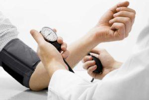 Hypotension artérielle, pression artérielle systolique de moins de 90 mmHg