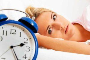 Insomnie, trouble de sommeil avec dégradation de la qualité du sommeil ou difficulté à s'endormir