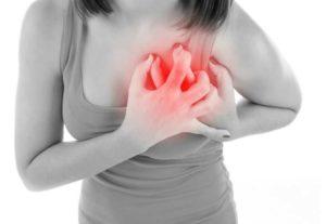 Manifestations de l'insuffisance cardiaque : dyspnée, arythmie cardiaque, distension des veines, fatigue, affaiblissement, rétention d'eau, ..