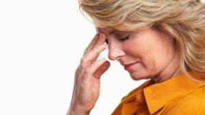 Ménopause, arrêt de la menstruation chez la femme