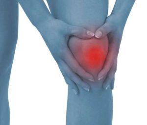Glucosamine ajoutée de chondroïtine, indiquée dans le traitement de l'arthrose du genou