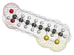 R-lipoate de sodium est de l'acide R-alpha lipoïque sous forme de sel de sodium