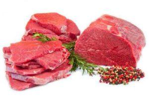 La viande de bœuf, meilleure source d'histidine