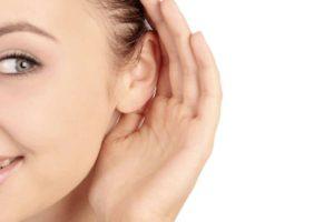 Manifestations de la perte autidive : perte de l'audition, douleur, asthénie, céphalées, vertiges, ...