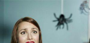 Phobie, frayeur face à quelque chose ou circonstance non dangereuse