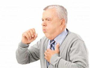 Bronchite, inflammation des bronches ou les canaux qui relient le poumon et la trachée artère