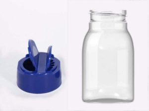 La fabrication des flacons en PET fait intervenir des substances à effet perturbateur endocrinien