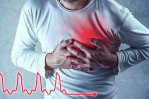 Symptômes de la tachycardie : battements rapide du cœur, dyspnée, malaise, douleur thoracique, ...
