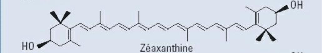 Zéaxanthine