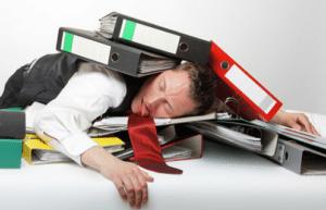 Burn out est un terme anglais pour désigner le syndrome d'épuisement professionnel
