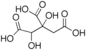 Hydroxycitrate molecule