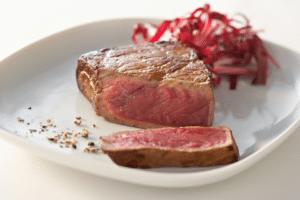 La viande de bœuf est la meilleure source de carnitine