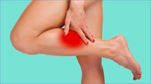 Crampes, troubles musculaires caractérisés par des contractions involontaires