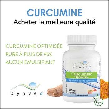 Curcumine Dynveo