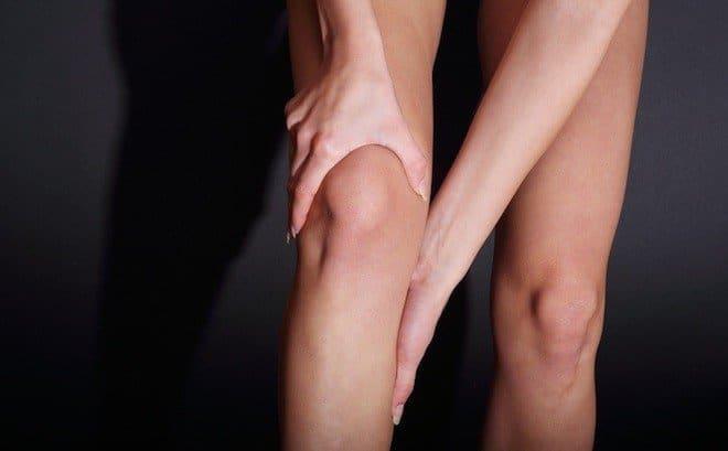 Gonflement des jambes